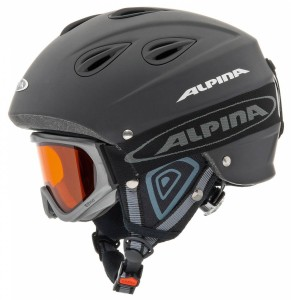 Alpina Junta mit Skibrille
